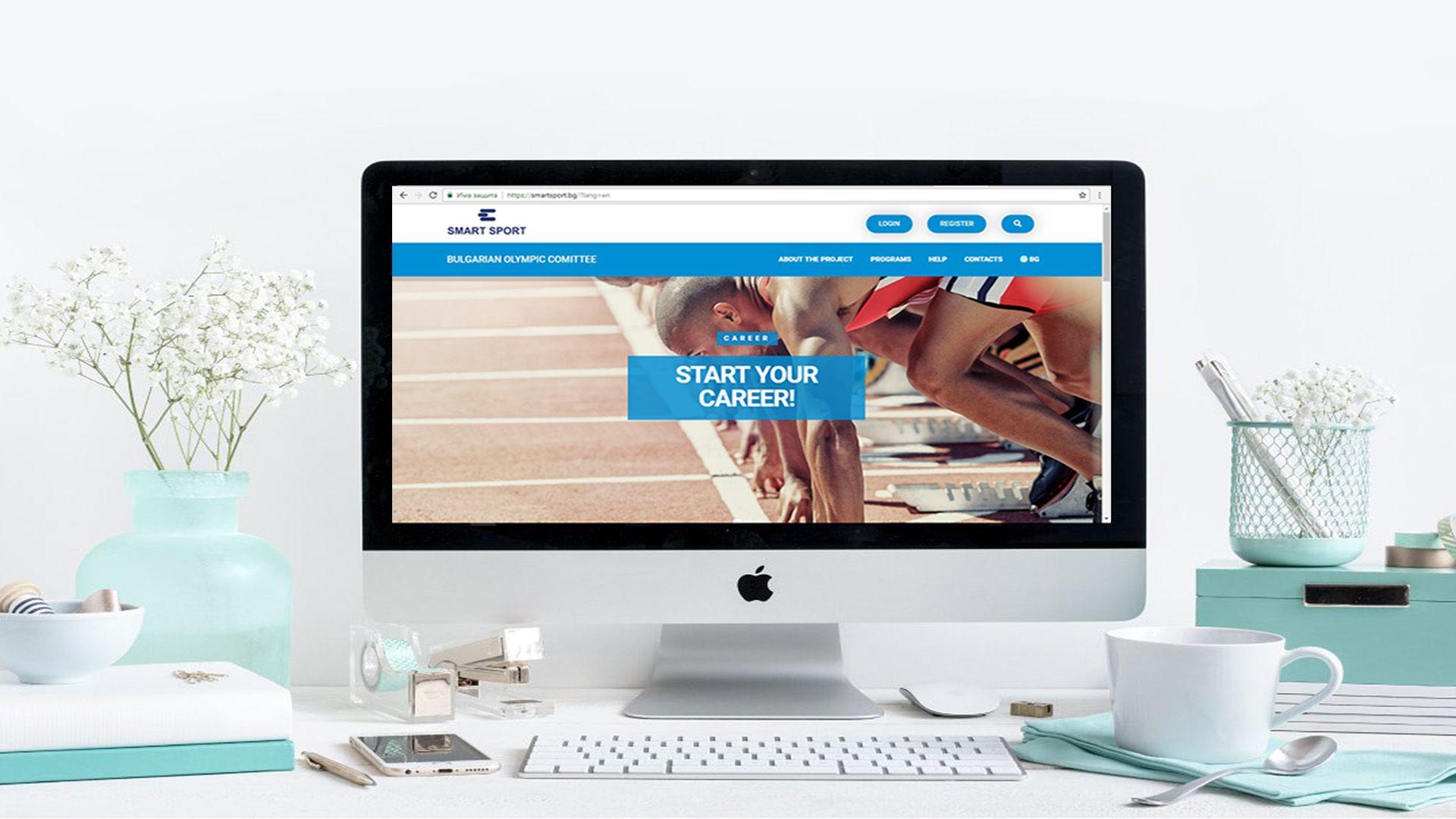 SMART SPORT - Български Олимпийски Комитет