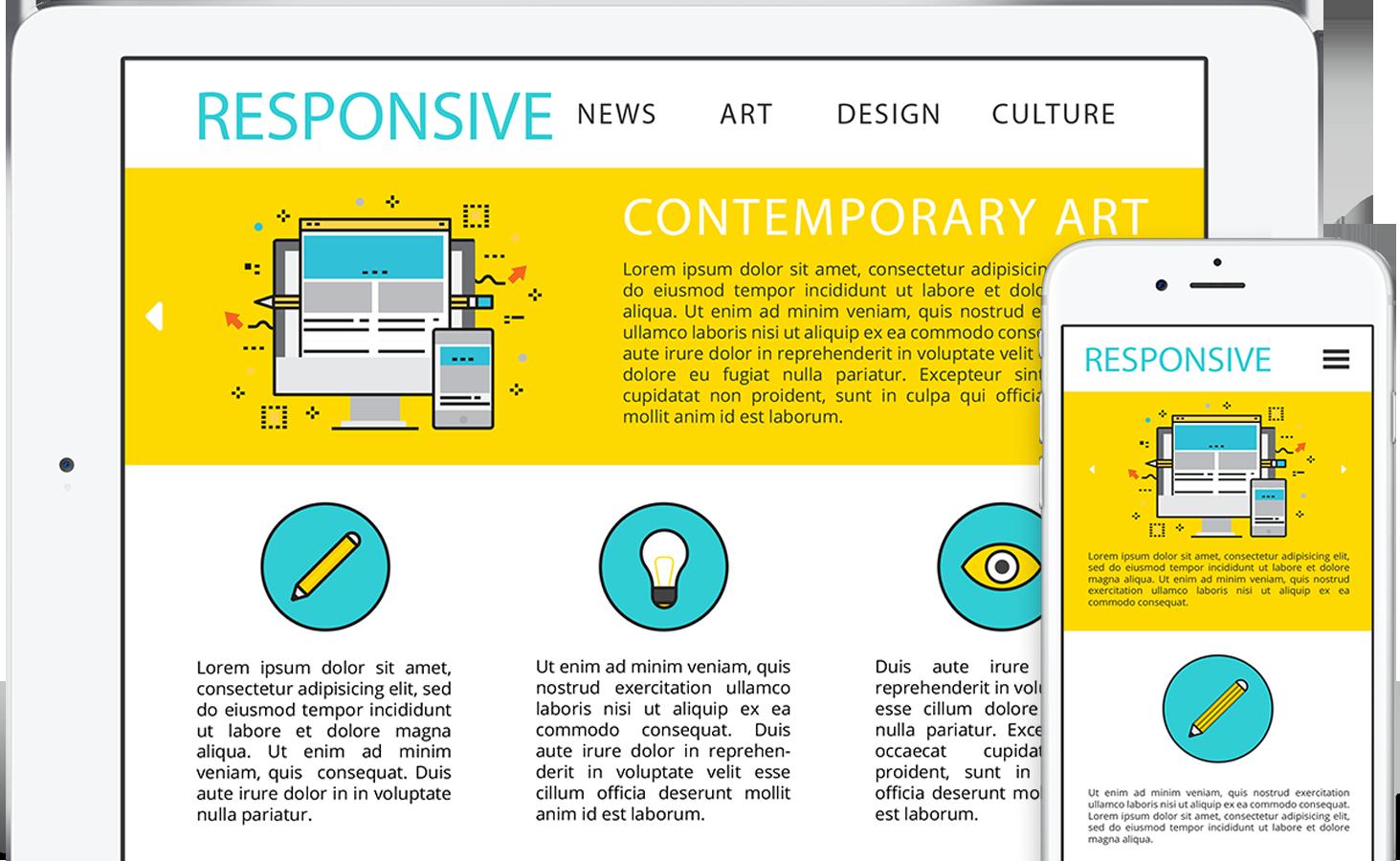 дизайн на уеб страници