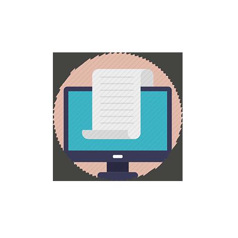 E-ARCHIVE Лого Дизайн  -  Изработка на сайт, мобилно приложение, онлайн магазин от СтудиоУЕБ.БГ