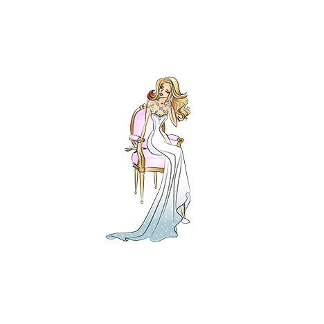 Valentina D'Angela - сватбени прически и грим  -  Изработка на сайт, мобилно приложение, онлайн магазин от СтудиоУЕБ.БГ